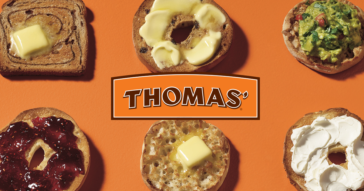 140 Years | Thomas' Breads